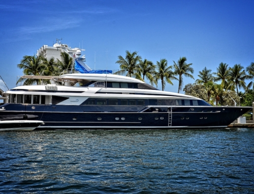 The Top 5 Reasons You Should Apply Ceramic Coating On Your Yacht!