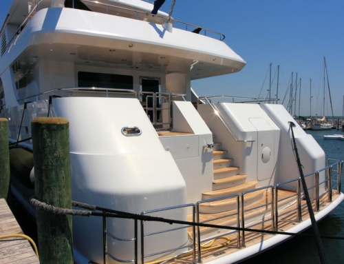 How To Apply Ceramic Coatings To Your Yacht – A Step-By-Step Guide