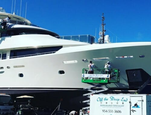 How to Choose the Best Ceramic Coating for Your Yacht