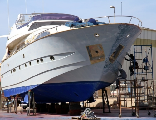 3 Reasons Why You Should Apply Ceramic Coating To Your Yacht!